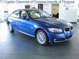 2011 Montego Blue Metallic BMW 3 Series 328i Sedan #34242880