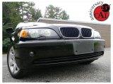 2004 Jet Black BMW 3 Series 325xi Sedan #34242204