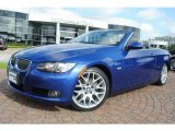 2008 Montego Blue Metallic BMW 3 Series 328i Convertible #34242552