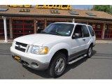 2001 Oxford White Ford Explorer Sport 4x4 #34242907