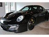 2007 Black Porsche 911 Turbo Coupe #34242990