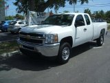 2011 Chevrolet Silverado 2500HD Extended Cab Data, Info and Specs