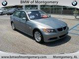 2007 Space Gray Metallic BMW 3 Series 328i Sedan #34320009