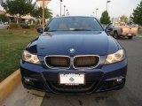 2010 Montego Blue Metallic BMW 3 Series 328i Sedan #34319719