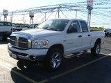 2007 Bright White Dodge Ram 1500 Big Horn Edition Quad Cab 4x4 #34320078