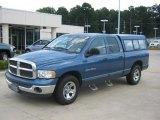 2002 Atlantic Blue Pearl Dodge Ram 1500 SLT Quad Cab #34320113