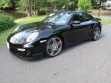 2007 Black Porsche 911 Turbo Coupe #34319821
