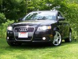 2008 Brilliant Black Audi A4 2.0T quattro S-Line Avant #34320159