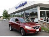 2010 Maple Red Metallic Volvo XC60 T6 AWD #34320399