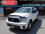 2007 Super White Toyota Tundra Regular Cab #34319851