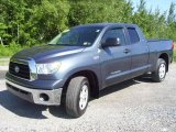 2007 Slate Metallic Toyota Tundra SR5 Double Cab 4x4 #34319859