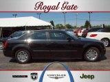2005 Brilliant Black Crystal Pearl Chrysler 300 Touring #34355625