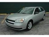 2005 Galaxy Silver Metallic Chevrolet Malibu Maxx LS Wagon #34356278