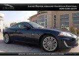 2010 Indigo Blue Metallic Jaguar XK XK Coupe #34356084