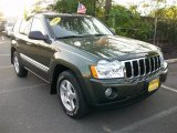 2006 Jeep Green Metallic Jeep Grand Cherokee Limited 4x4 #34356364