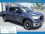 2007 Slate Metallic Toyota Tundra SR5 CrewMax #34355746