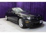 2004 Black Sapphire Metallic BMW 3 Series 330i Convertible #34355766