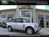 2007 Zermatt Silver Metallic Land Rover Range Rover HSE #34356127