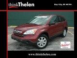 2008 Tango Red Pearl Honda CR-V EX 4WD #34356232