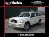 2007 Stone White Jeep Patriot Limited 4x4 #34356251
