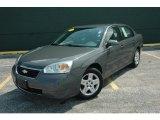 2007 Dark Gray Metallic Chevrolet Malibu LT Sedan #34356255