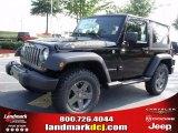 2010 Black Jeep Wrangler Sport Mountain Edition 4x4 #34392227