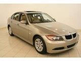 2007 Platinum Bronze Metallic BMW 3 Series 328xi Sedan #34392713