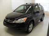 2010 Crystal Black Pearl Honda CR-V LX #34392752