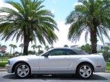 2006 Satin Silver Metallic Ford Mustang GT Premium Convertible #34392077