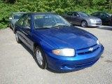 2003 Arrival Blue Metallic Chevrolet Cavalier Sedan #34392293