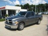 2010 Mineral Gray Metallic Dodge Ram 1500 SLT Quad Cab #34392527