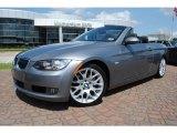 2009 Space Grey Metallic BMW 3 Series 328i Convertible #34392546