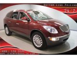 2010 Red Jewel Tintcoat Buick Enclave CXL #34392145