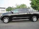 2007 Black Toyota Tundra Limited CrewMax 4x4 #34392572
