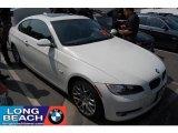 2008 Alpine White BMW 3 Series 328i Coupe #34392363