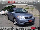 2007 Cosmic Blue Metallic Toyota Matrix XR #34392878