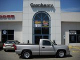 2006 Silver Birch Metallic Chevrolet Silverado 1500 Regular Cab #34392195