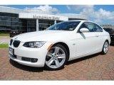 2007 Alpine White BMW 3 Series 335i Coupe #34447373