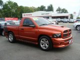 2005 Go ManGo! Dodge Ram 1500 SLT Daytona Regular Cab #34447069
