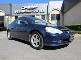 2002 Eternal Blue Pearl Acura RSX Sports Coupe #34447409