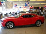 2010 Victory Red Chevrolet Camaro SS/RS Coupe #34447123
