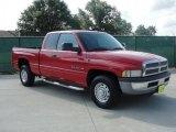2001 Flame Red Dodge Ram 2500 ST Quad Cab #34447137