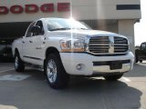 2006 Bright White Dodge Ram 1500 Big Horn Edition Quad Cab 4x4 #34447459