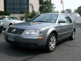 2002 Volkswagen Passat Silverstone Grey Metallic
