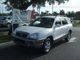 2003 Nordic White Hyundai Santa Fe I4 #34446969