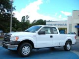 2010 Oxford White Ford F150 XL SuperCab #34447001