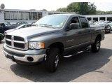 2005 Mineral Gray Metallic Dodge Ram 1500 SLT Quad Cab 4x4 #34447845