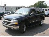 2004 Dark Blue Metallic Chevrolet Tahoe LT 4x4 #34447852
