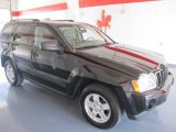 2006 Black Jeep Grand Cherokee Laredo #34513168