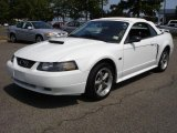 2002 Oxford White Ford Mustang GT Convertible #34513193